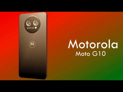 Motorola Moto G10 Specifications, Price, features and release date 2018