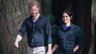 Meghan Markle and Prince Harry MOVE TO LA