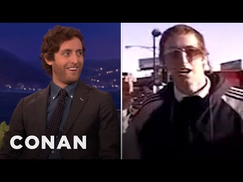 Thomas Middleditch's Viral McDonald's Video  - CONAN on TBS