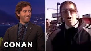 Repeat youtube video Thomas Middleditch's Viral McDonald's Video  - CONAN on TBS