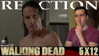 The Walking Dead S05E12 'Remember' Reaction / Review