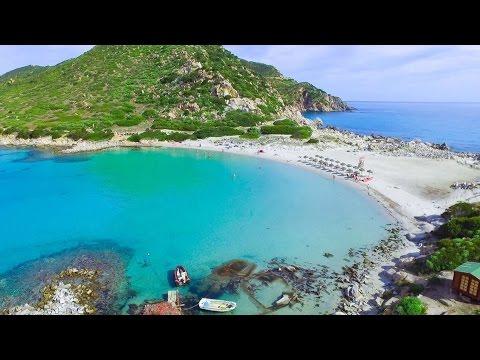 Punta Molentis Villasimius - I DUE MARI