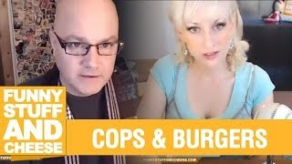 COPS & BURGERS - Funny Stuff And Cheese #86 Thumbnail