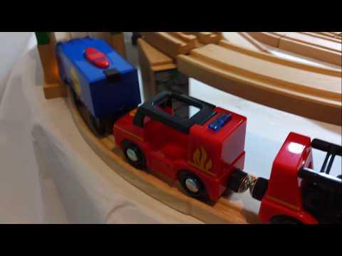 Fire Truck Over