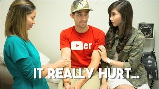 Kicked Out & Hospitalized in Hollywood (OUCH!)