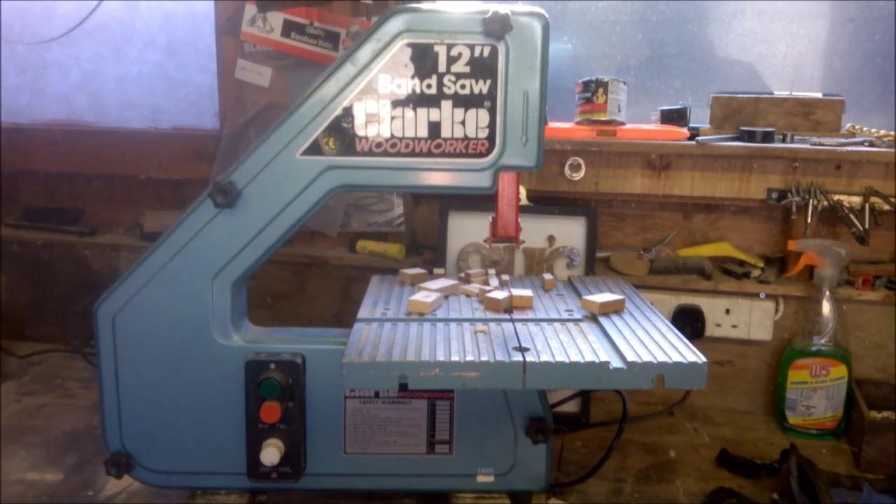 12 Clarke 3 Wheel Bandsaw Fix You