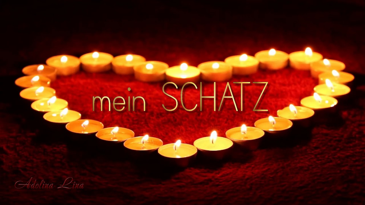 happy birthday mein schatz