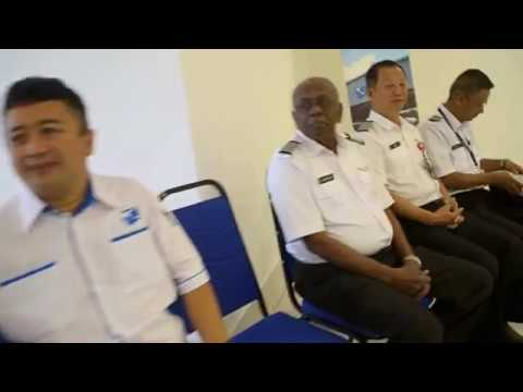 International Aero Training Academy (IATAC) Reporting Day Vi