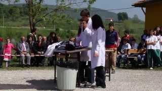 8. Sınıflar Acil Hasta Skeci
