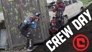Critical Crew Day Paintball Big Game #60 at Combat Paintball Park 2-25-2017 Saturday