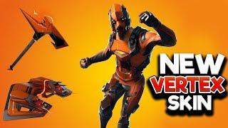 NEW *VERTEX* SKIN Fortnite ITEM SHOP June 29