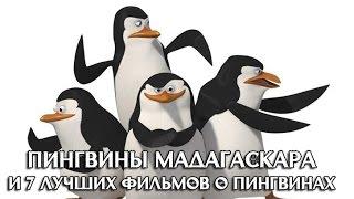 «Пингвины Мадагаскара» и 7 фильмов про пингвинов