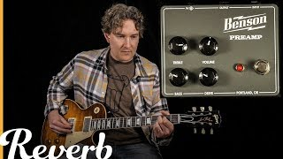 Benson Amps Preamp Overdrive/Distortion | Reverb Tone Report