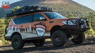 Nissan Armada Mountain Patrol saddles up for overlanding adventures  - Car Reviews Channel