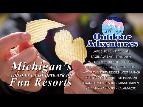 full hookup campsites michigan