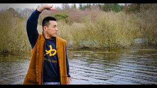 5 Shaolin Qi Gong Breath Exercises to Strengthen the Lungs #StayHome Train & get Strong #WithMe