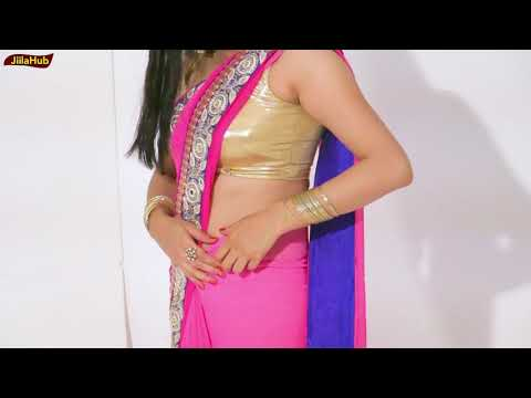How To Wear Saree Properly To Look Slim and Tall | Saree( Sari-Blouse ) Draping Class For Beginners