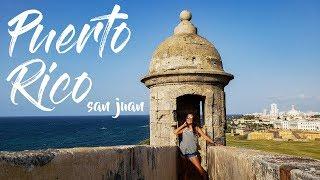 QUÉ HACER EN PUERTO RICO | SAN JUAN (4K)