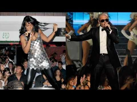 Pitbull Feat. Kelly Rowland & Jamie Drastik - Castle Made Of Sand