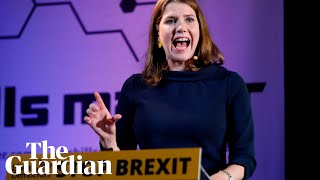 Jo Swinson Says Corbyn Cannot Become Temporary Pm