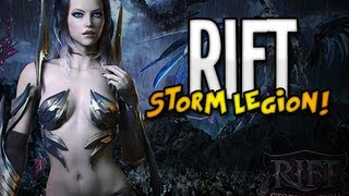 RIFT: Storm Legion gameplay w/ Chim! (1080p)