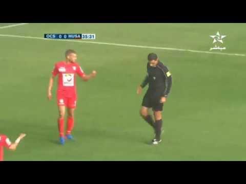 Olympic Club de Safi 1-1 Hassania Union Sport Agadir / Botola Pro (07/04/2018) Week 24