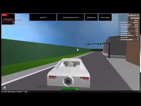 Roblox Brick Cars Golden Lamborghini Hover Car Junker Sedan Crash Test Youtube