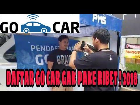 VLOG#1 DAFTAR GO CAR GAK PAKE RIBET GAK PAKE DUIT! 2018