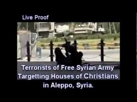 WW3 - Syria - Free Syria Army Atrocities ( FSA ) - 'Extremely Disturbing' - +18