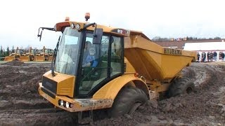 Win A Buck Get The New Hydrema Dumper Stuck...