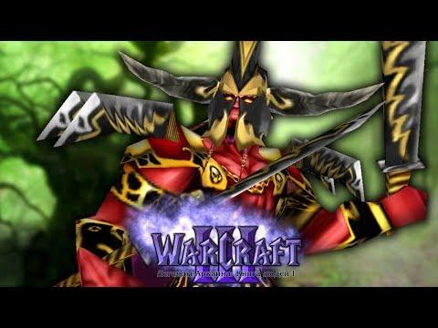 #12 ДЕМОН ДЛЯ ЗАБАВЫ / Ужас древности / Warcraft 3 Легенды Аркаина Книга людей I прохождение