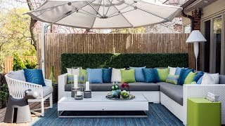 How To Turn Your Backyard Into A Resort-Inspired Retreat
