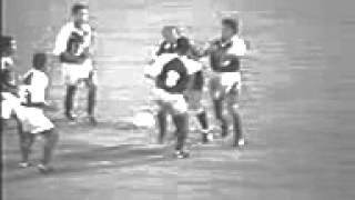 bitka na boisku piłki nożnej