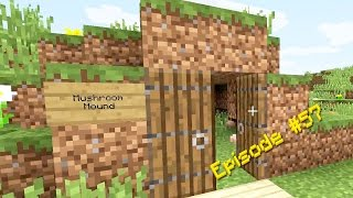 Minecraft Survival - Mushroom Mound [57]