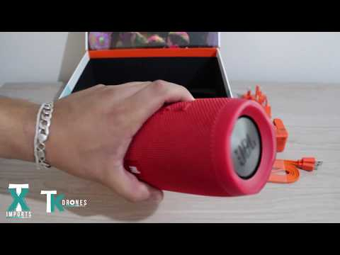 JBL CHARGE  3 VALE A PENA?