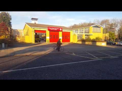 Tribute to the Dublin Fire Brigade Ambulance Service