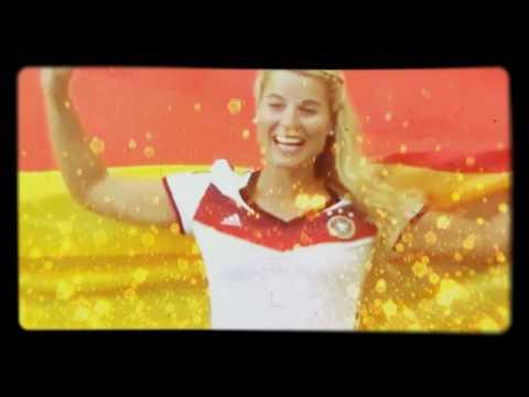 DEUTSCHLAND WIR SIND READY ! WELTMEISTER 2018 / DFB TEAM - DIE MANNSCHAFT WM SONG 2018