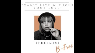 Janelle Monáe - Can't Live Without Your Love (FREEMIX)