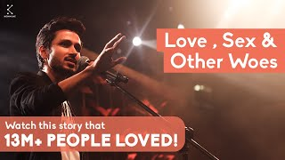 'Not-So-Casual' Sex - Amol Parashar | Spoken Fest Mumbai 2020