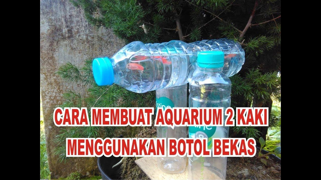 20+ Trend Terbaru Cara Membuat Aquarium Dari Botol Bekas ...