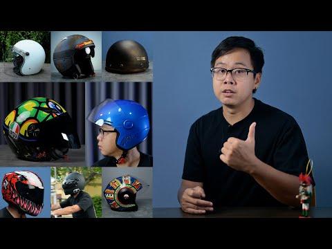 TinhteLookBack: tổng hợp những chiếc nón bảo hiểm tốt năm 2020