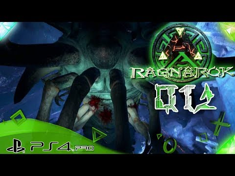 ARK Ragnarok PS4 🇩🇪 - Ice Death Worm farmen - #012 Let´s Play ARK Survival Evolved Playstation 4