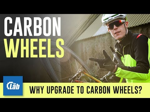 Why upgrade to carbon wheels?
