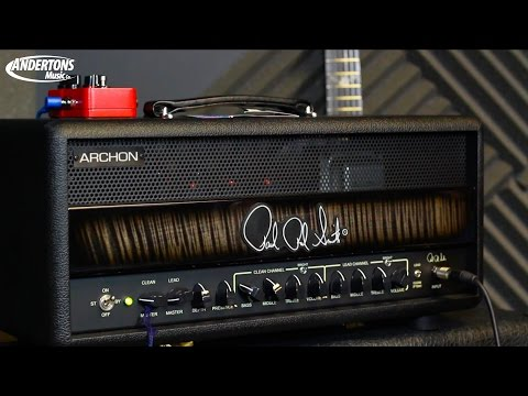 PRS Archon Guitar Amps - A Beast Of A Review!