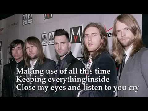 Maroon 5 - Must Get Out + lyrics.