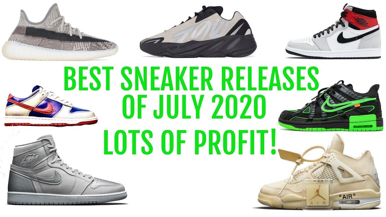 Best Sneaker Releases of July 2020