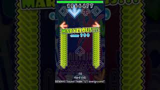 DDR A - ANNIVERSARY∴∵∴←↓↑→ (SP-EXPERT) [BeatX] Stepmania for Android