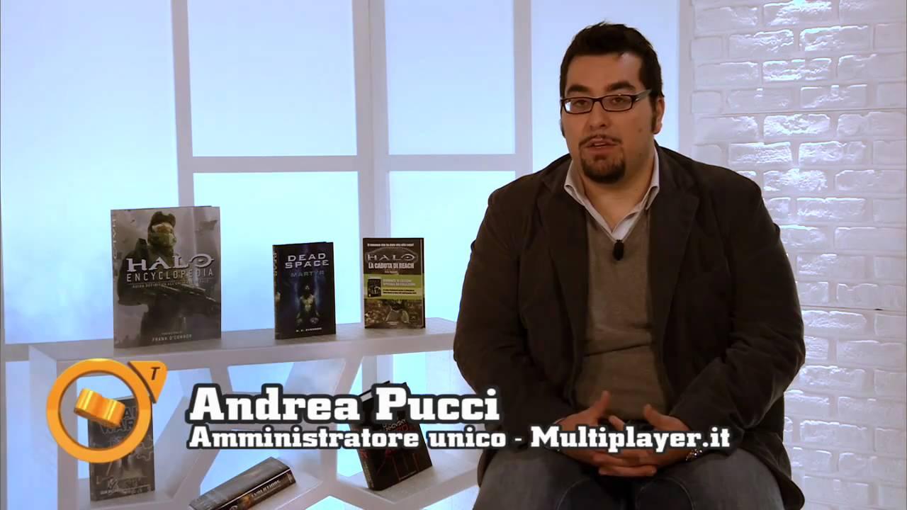 Intervista ad Andrea Pucci (Multiplayer Edizioni ...