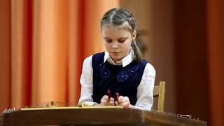 В колледже искусств стартовал конкурс исполнителей на струнных народных инструментах