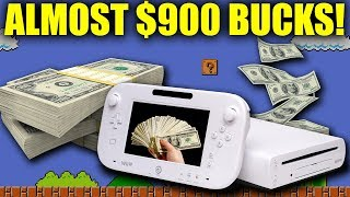 Why The Hell Is The Wii U Selling For So Much Money?